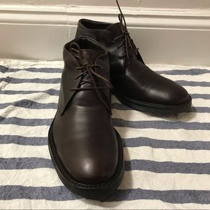 Chocolate Brown To Boot New York Chukka Boots